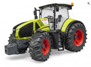The Claas Axion 950 has a f...