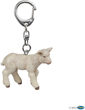 A Lamb Keyring from Papo. P...