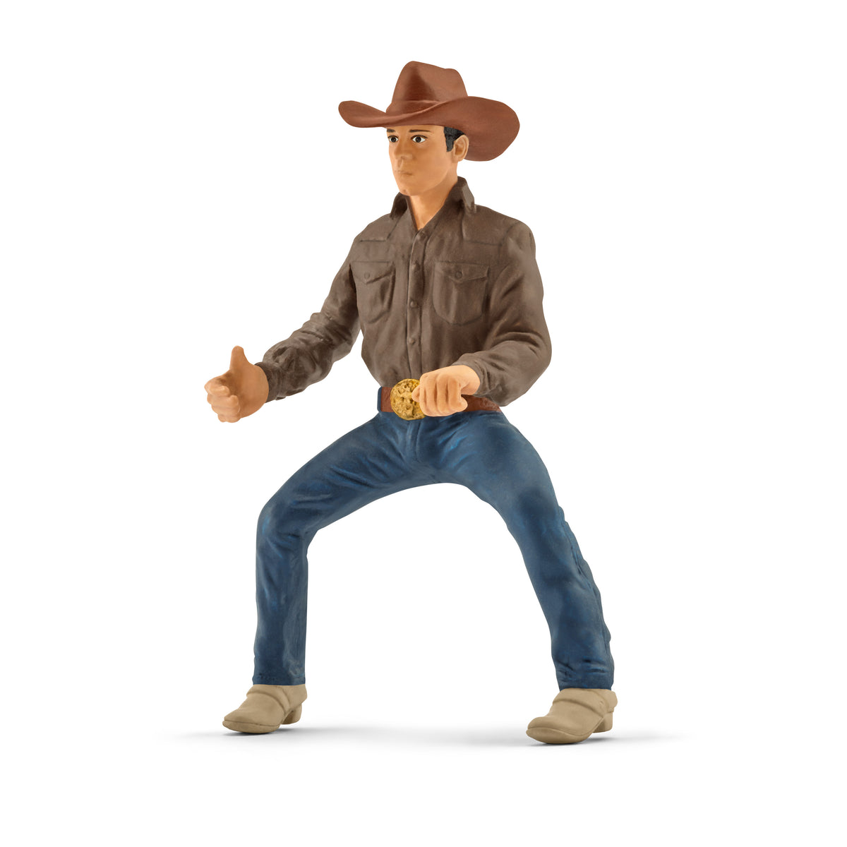 Cowboy with Team Roping (Schleich) [41418]