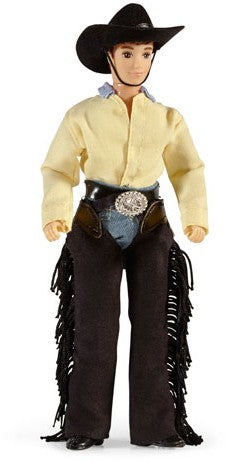 Breyer Traditional Austin the Cowboy 537