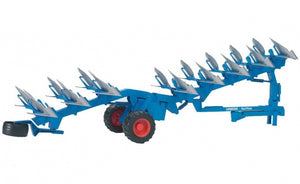 This big reversible plough ...