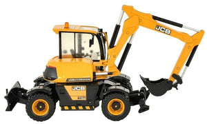 The JCB Hydradig is the fir...