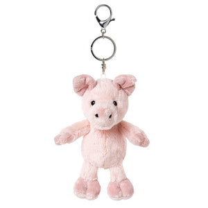 All Creatures Pig Keyring. ...