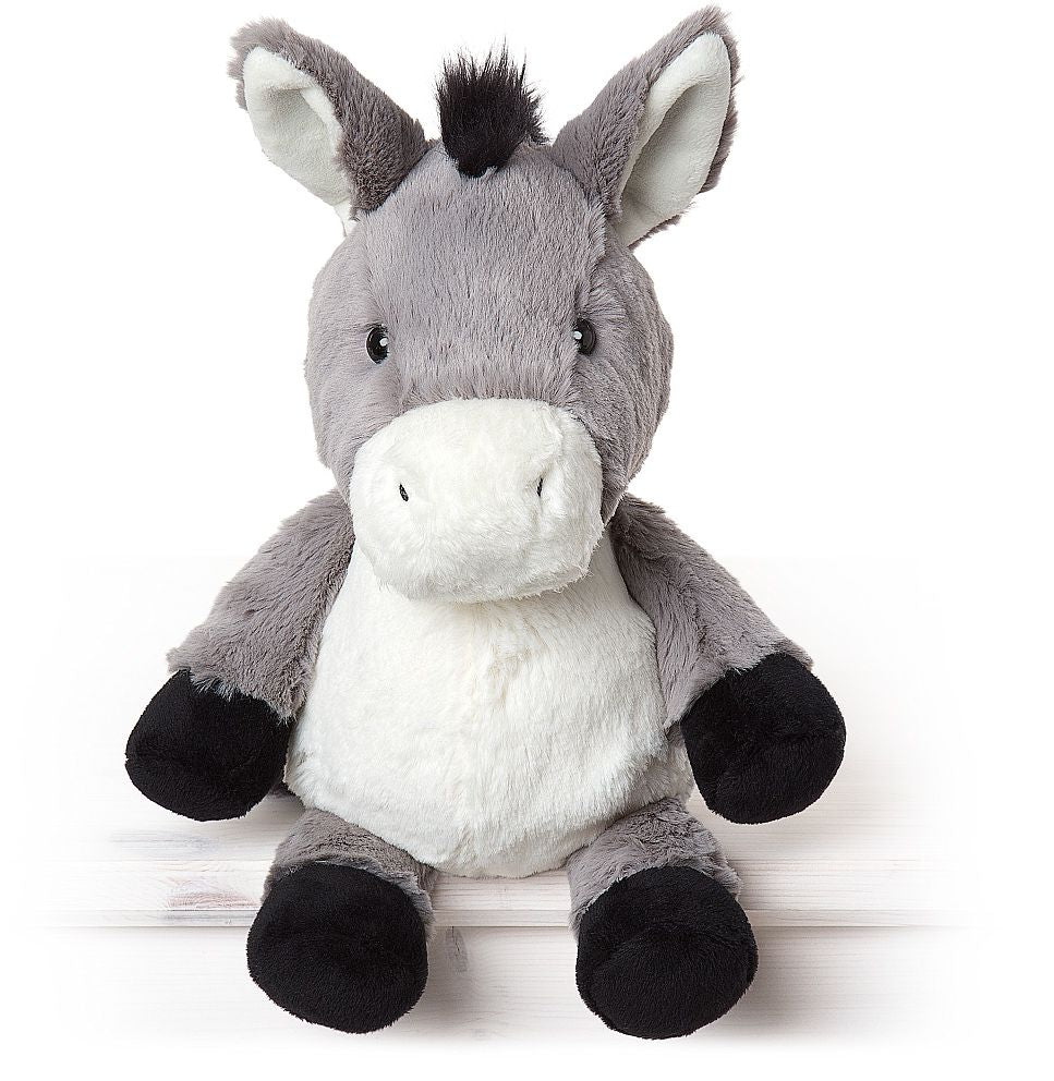 Medium Donkey Soft Toy (All Creatures) [AP6QF004]