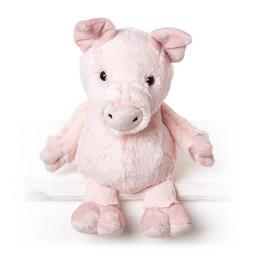 Large Pig Soft Toy (All Creatures) [AP8QF001]