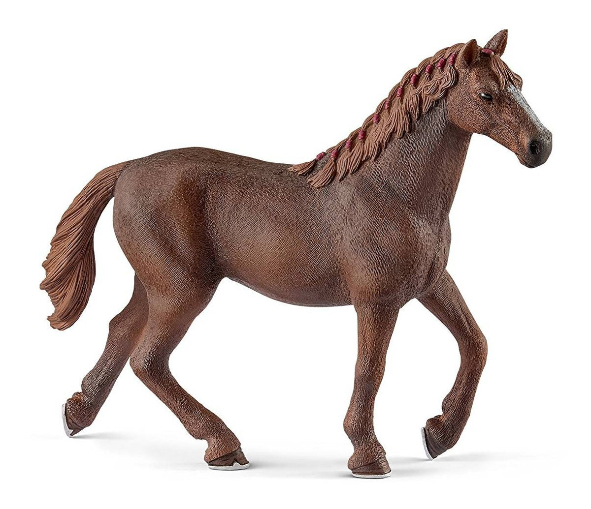 English Thoroughbred Mare (Schleich) [13855]
