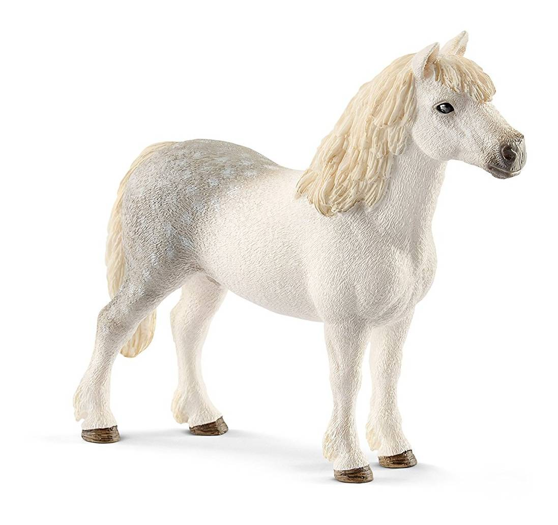 Welsh Pony Stallion (Schleich) [13871]