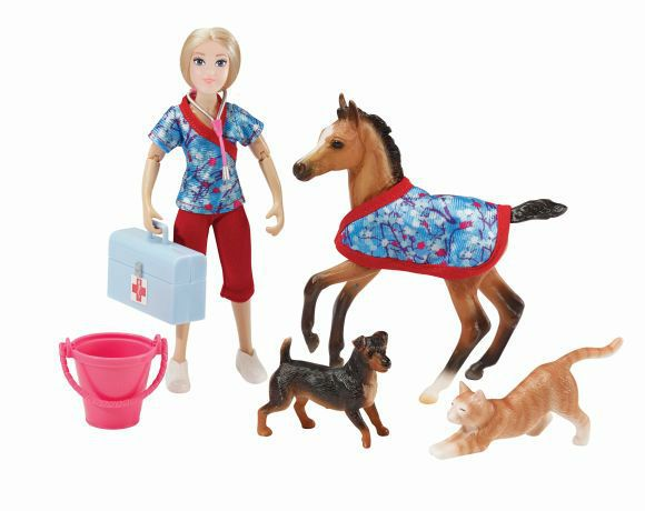 Classics Day at the Vet (Breyer)  [62028]