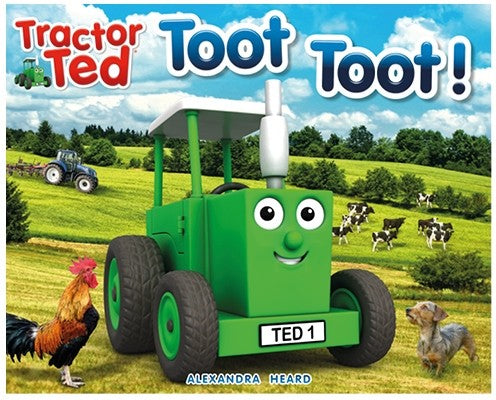 Toot Toot (Tractor Ted)