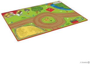 The FARM WORLD playmat is t...