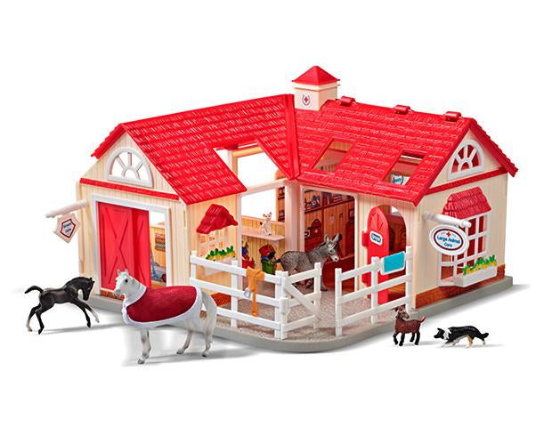 Breyer Stablemates Deluxe Animal Hospital 59204
