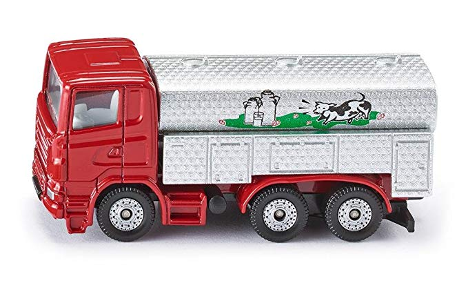 Siku Mini Milk Collecting Truck [1331]