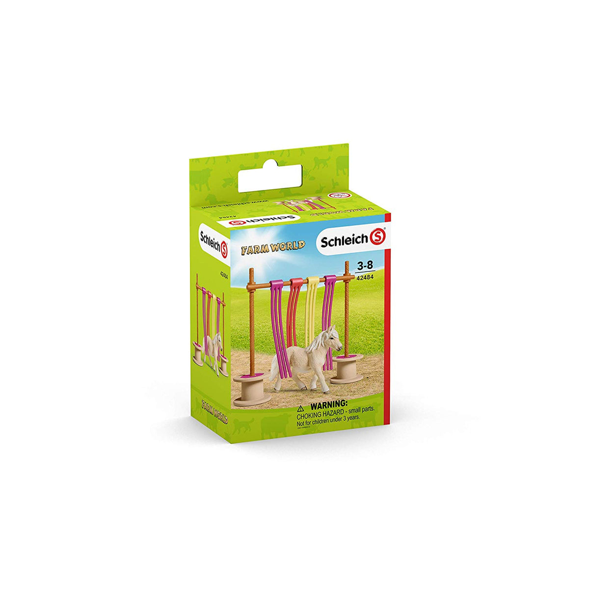 Schleich Pony Curtain Obstacles 42484