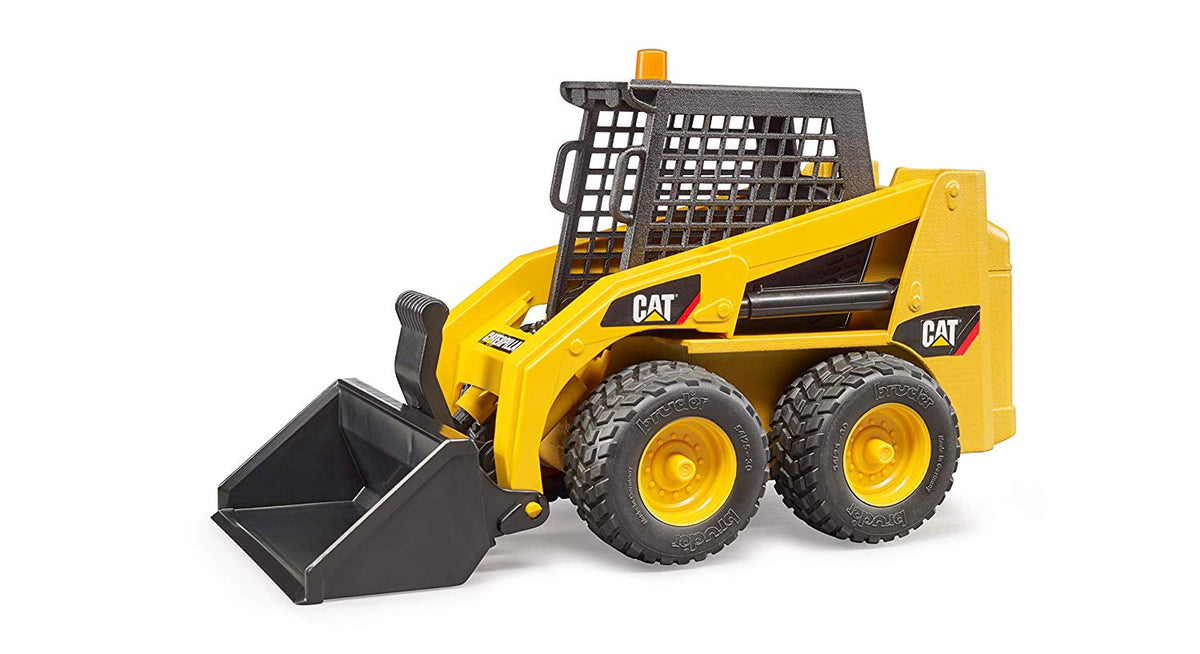 Bruder CAT Skid Steer Loader 02481