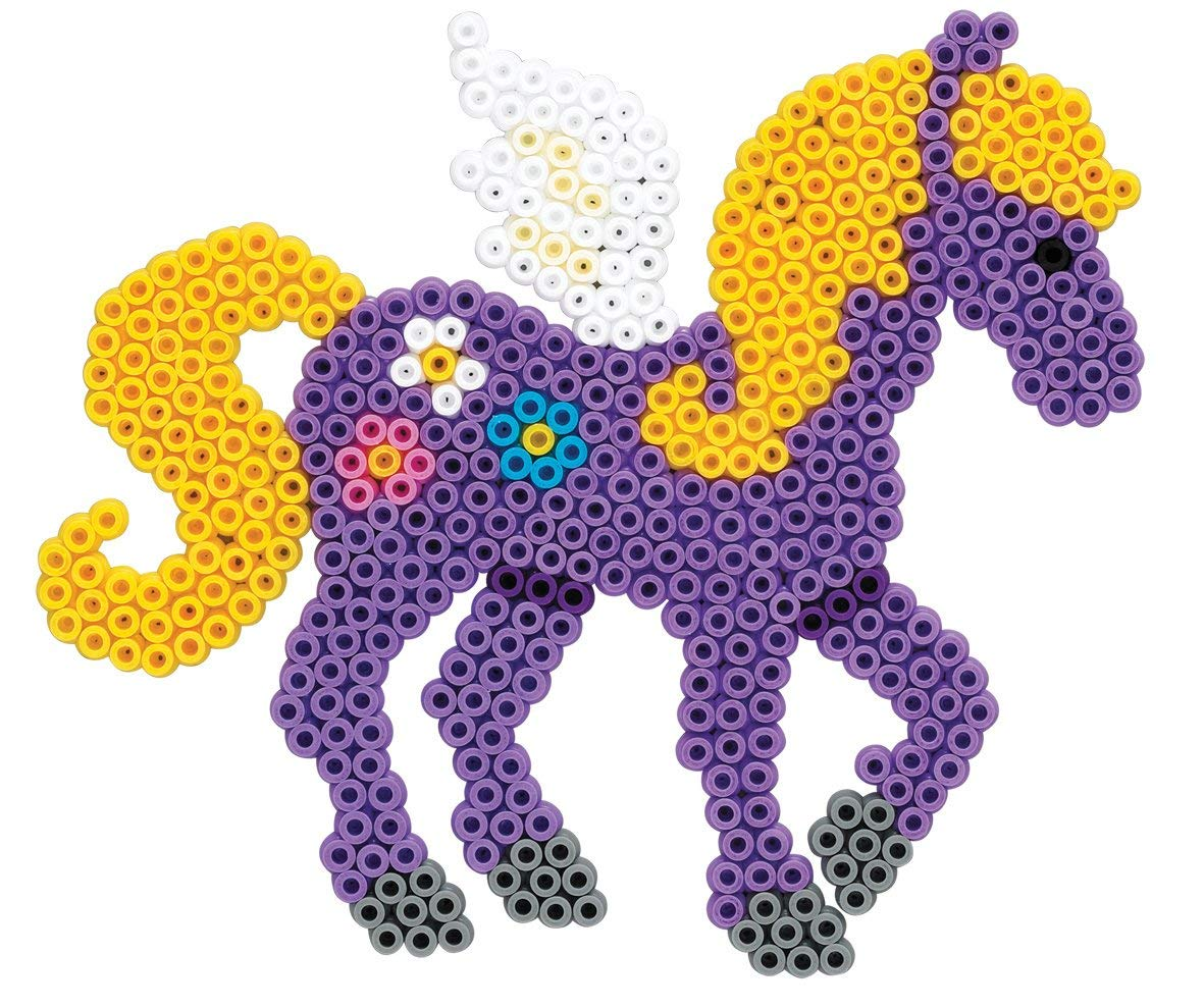 Magical Horses Hama Beads (Hama) [3138]