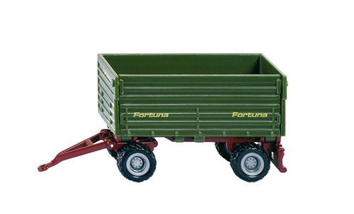Siku 1077 Fortuna Twin Axle Side Tipping Trailer