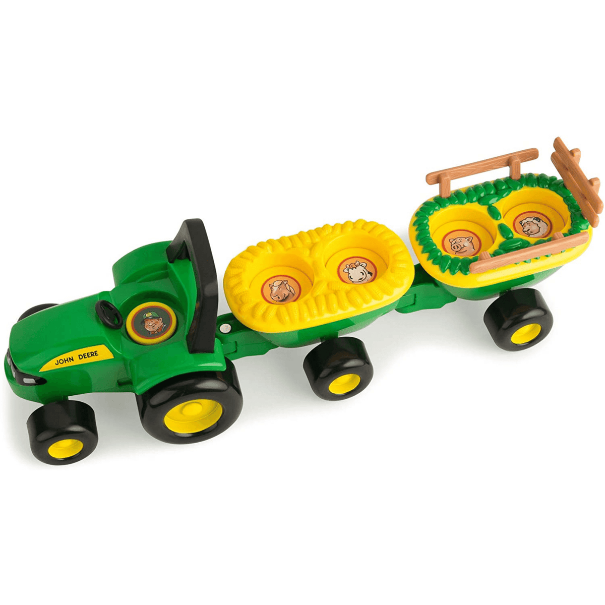 John Deere Preschool Animal Sounds Hayride