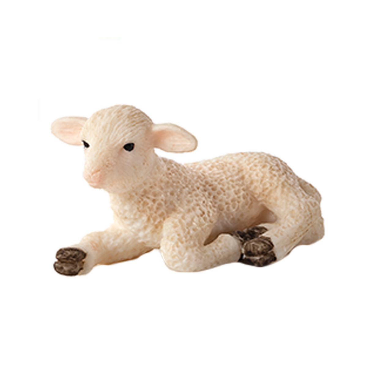 Animal Planet Lamb Lying Down