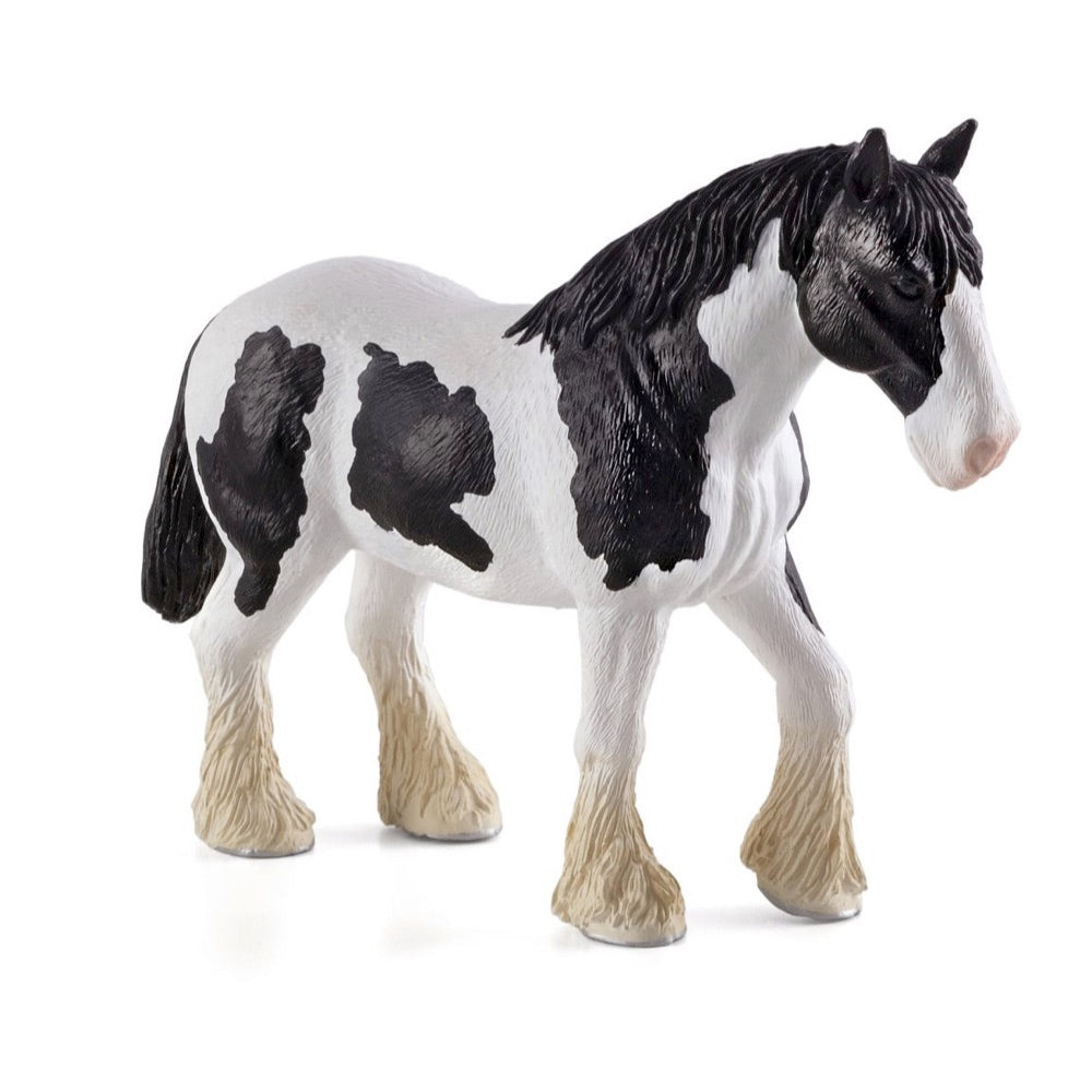 Black & White Clydesdale Horse Animal Planet 387085