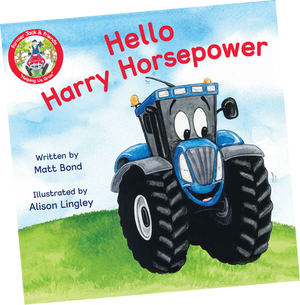 Hello Harry Horsepower is t...