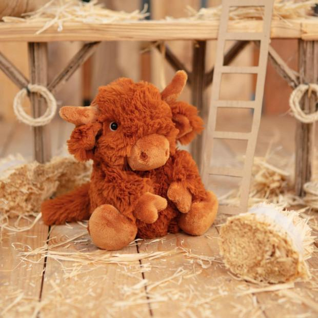 Soft Toy Hamish the Highland Cow