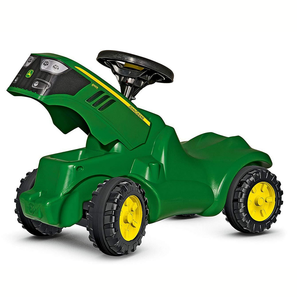 John Deere Rolly Minitrac Ride On Tractor AND Trailer