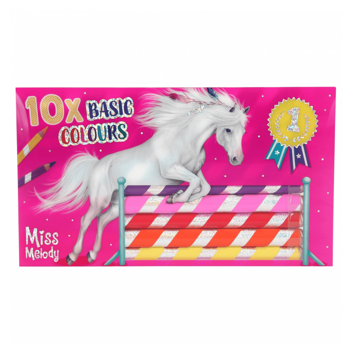 Miss Melody Coloured Pencils
