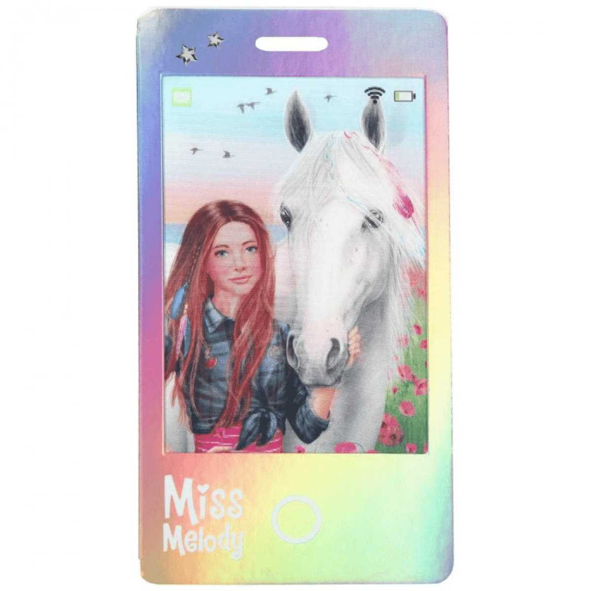 Miss Melody Mobile Pads