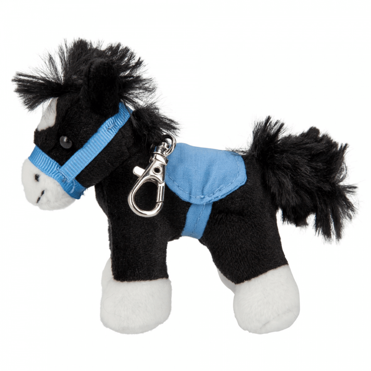 Miss Melody Small Plush Horse with Clip