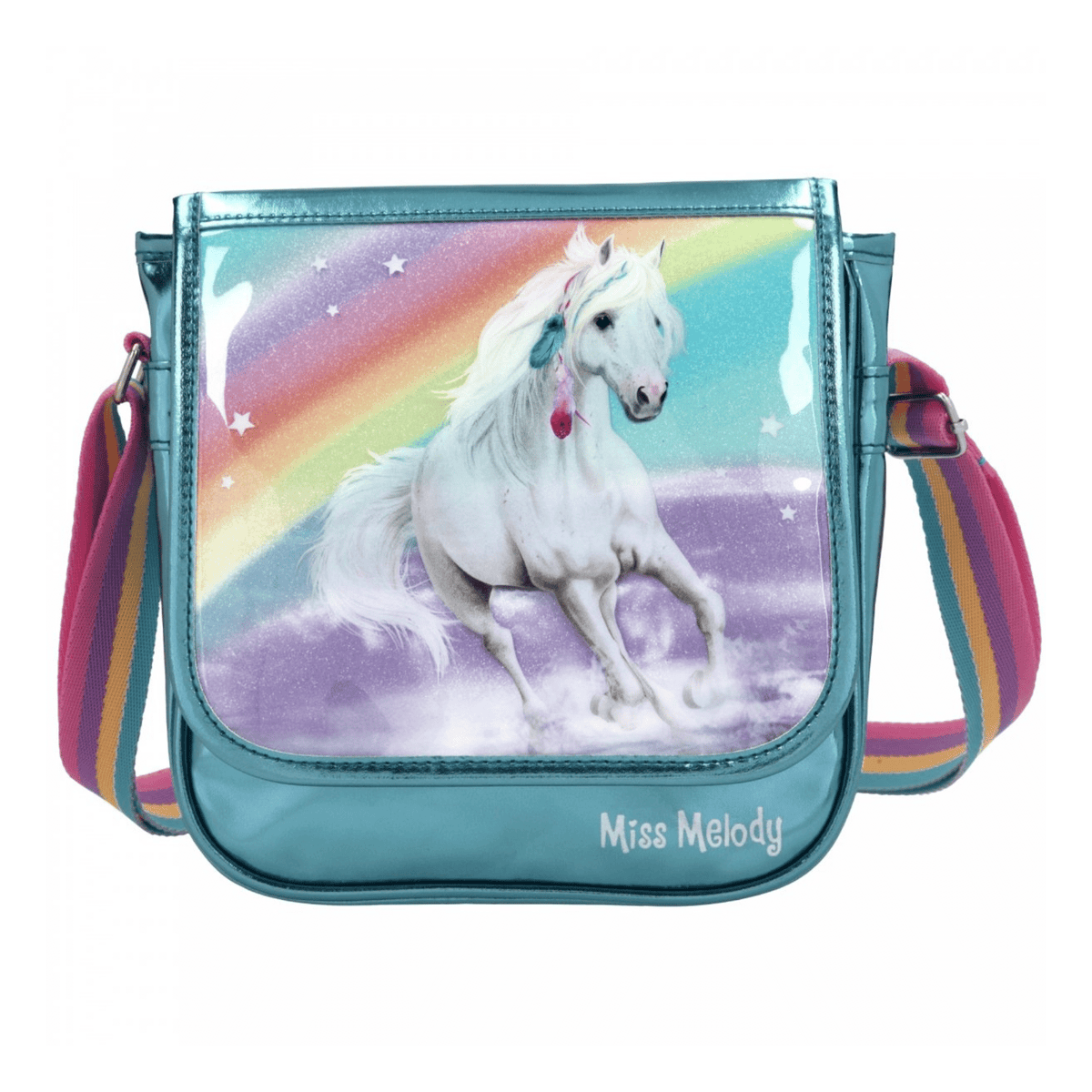 Miss Melody Small Shoulder Bag Rainbow