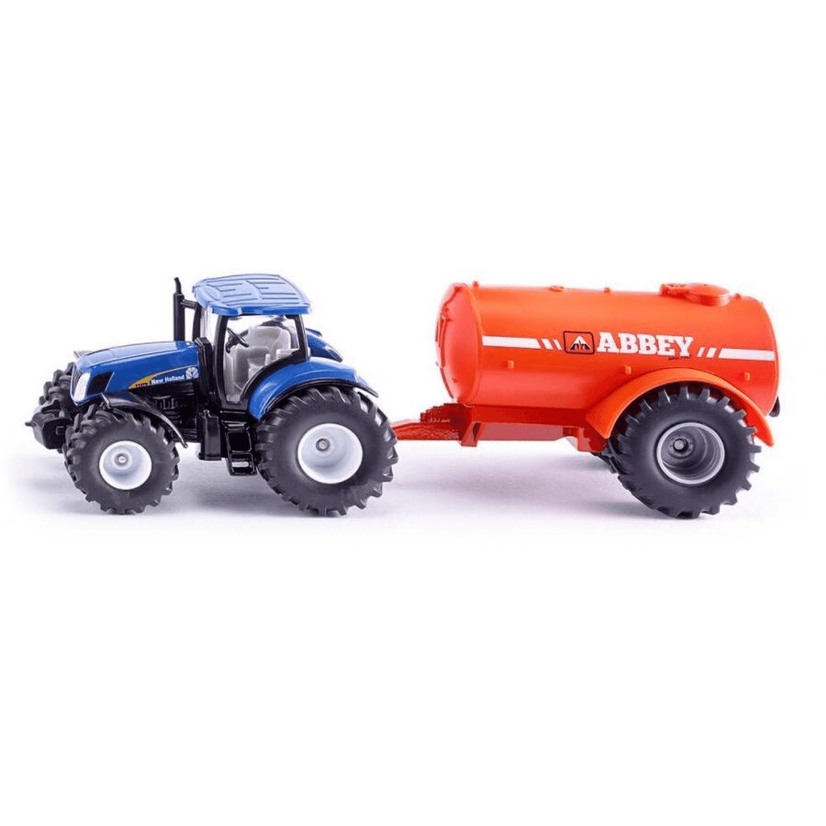 New Holland Tractor with Vacuum Trailer