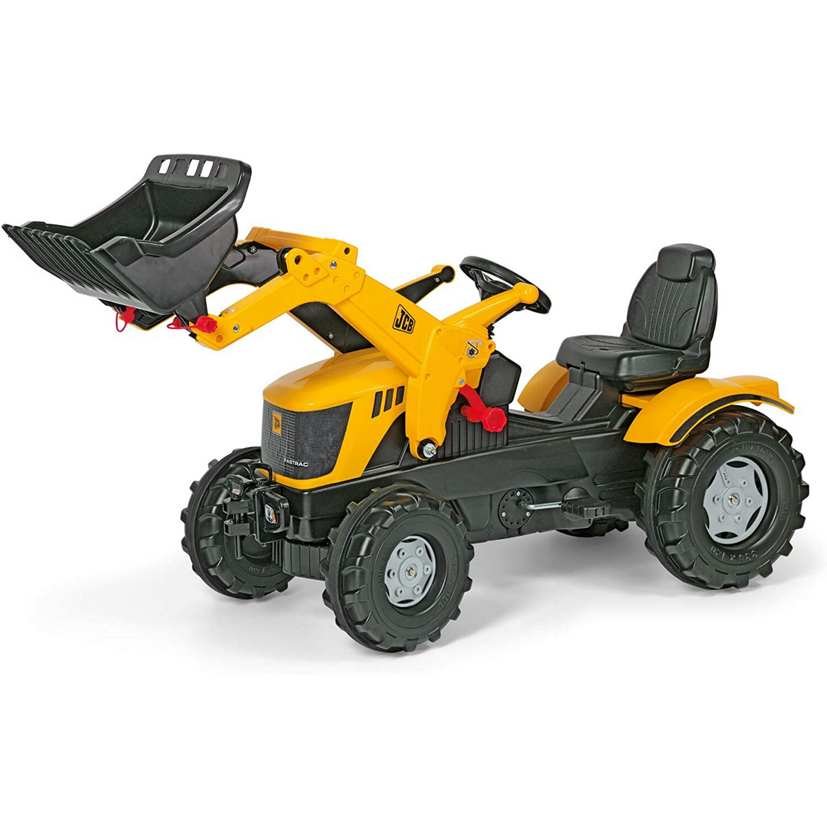 Rolly JCB 8250 V-Tronic Kids Tractor With Frontloader