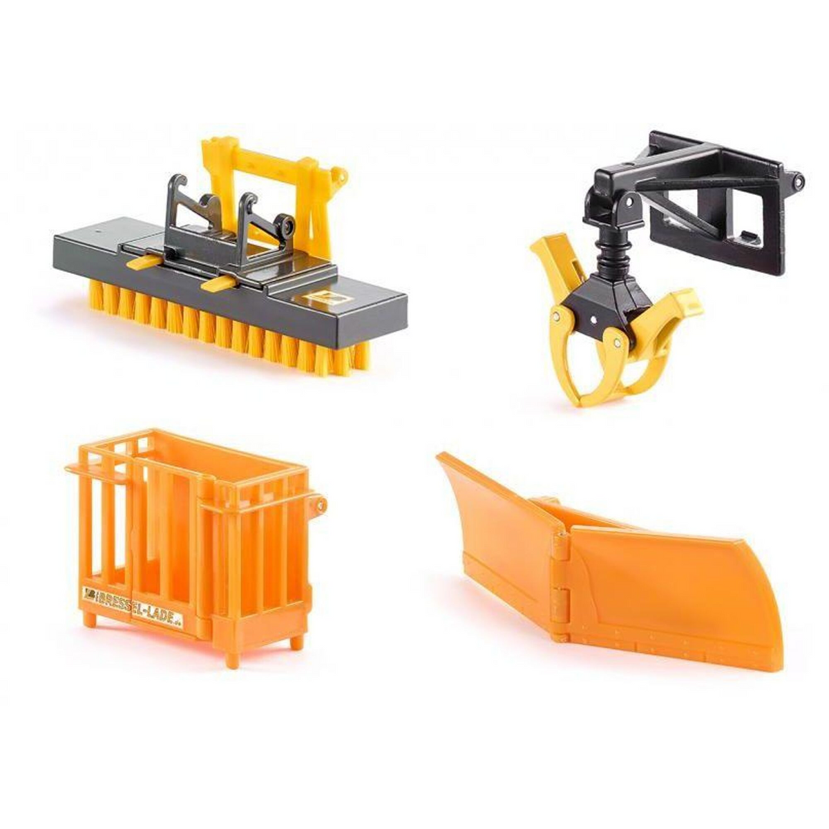 Siku Front Loader Accessories