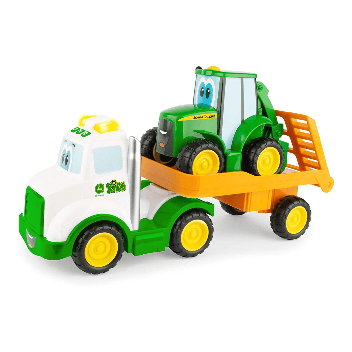 Tomy John Deere Farming Friends Hauling Set