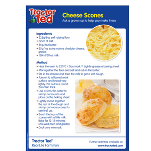 Simple-to-whip-up cheese sc...