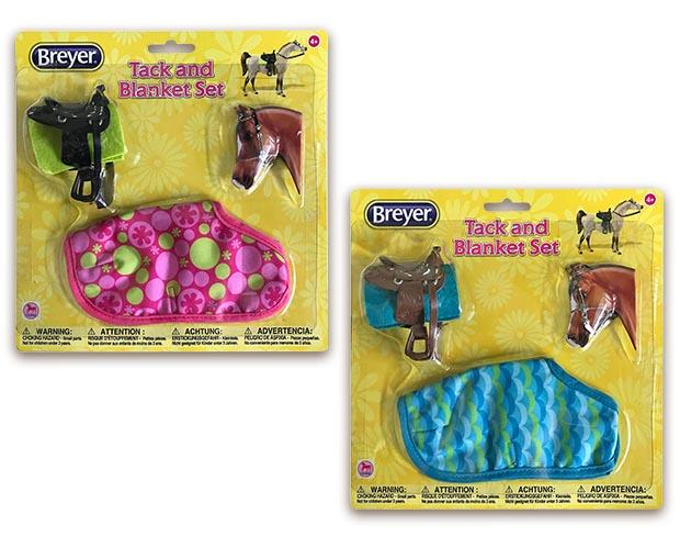 Breyer Tack & Blanket Western Set 61135