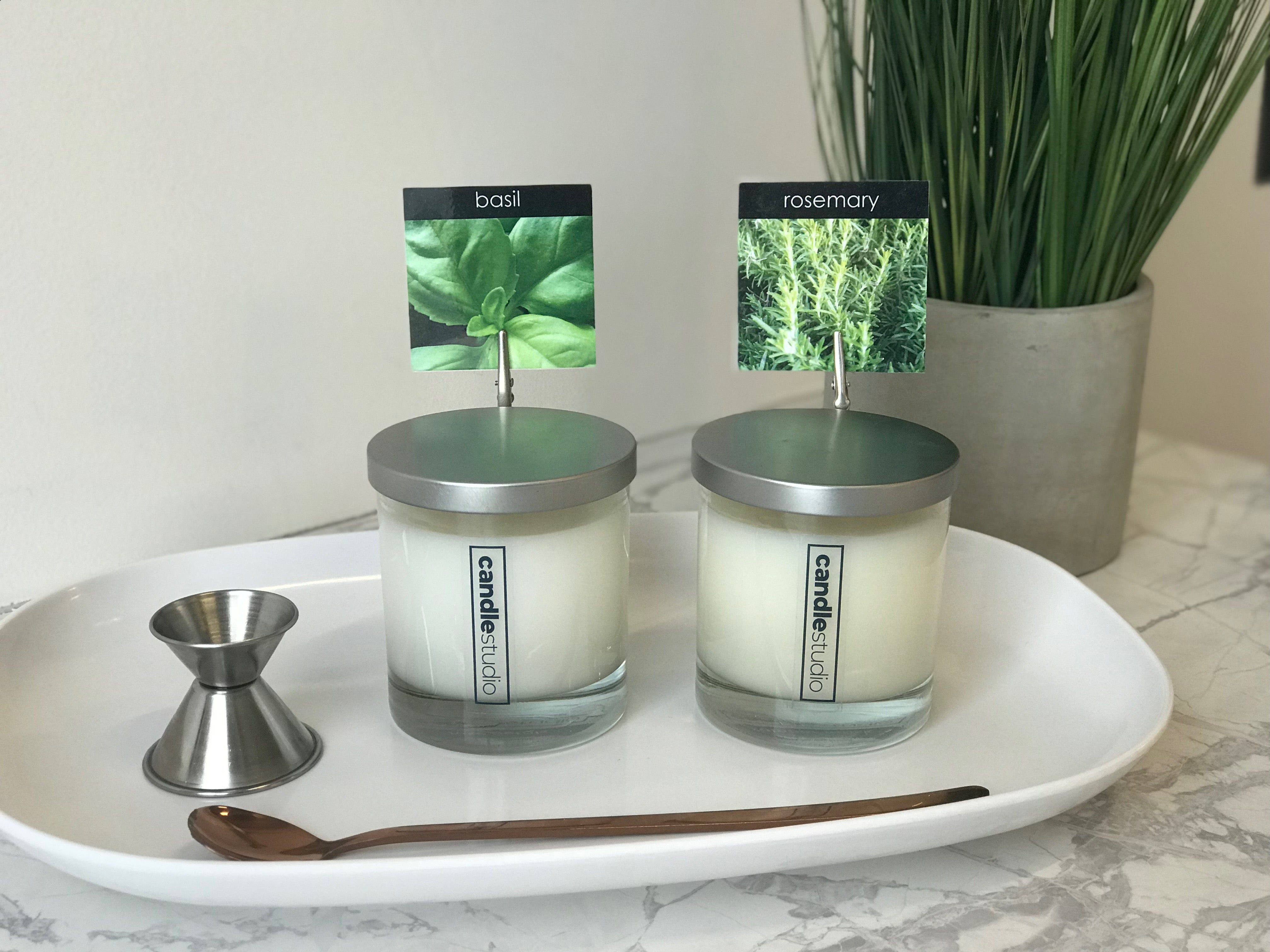 SCENTsational New Fragrances! Basil & Rosemary