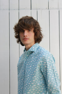 Camisa Yale Clouds Sky