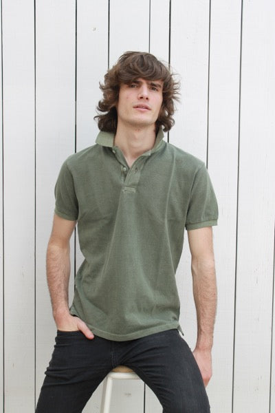 Polo Basic Khaki