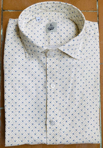 Camisa Yale Topping White