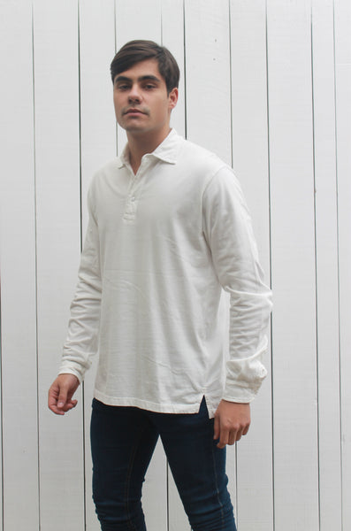Polo Honolulu White
