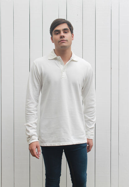 Polo Malibú White