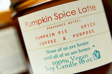 Load image into Gallery viewer, Pumpkin Spice Latte Candle