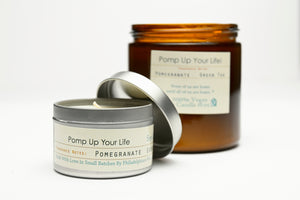 Pomp Up Your Life! Candle
