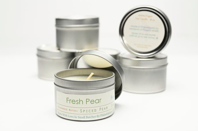 Fresh Pear Candle
