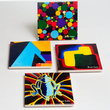 Load image into Gallery viewer, Brian Kane Coaster Set
