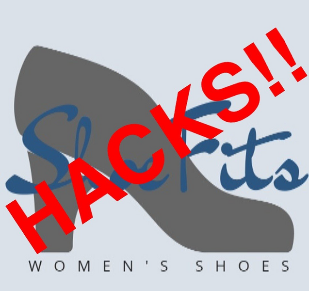 ShoeFits - 20 High Heel Hacks!