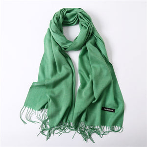 Pretty in Color Scarf