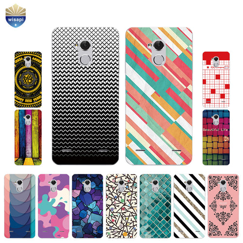Geometric Design Painted Cases