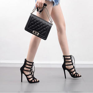 Shoefits cheap high heels black high heels stilettos for sale